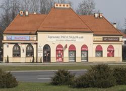 Budynek biurowo-bankowy Przyczółkowa